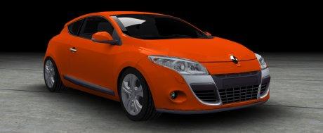 Renault megane 3 coupe